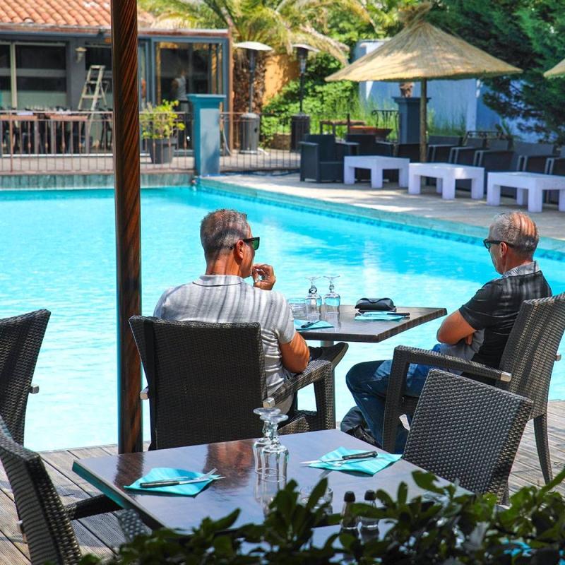 Le Zen - Le Lodge - Restaurant Plan de Campagne